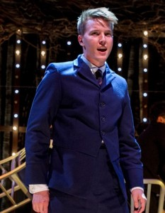 Dave Thomas Brown in Spring Awakening