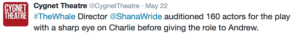 Shana Wride Tweet