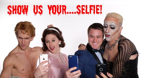 show us your selfie