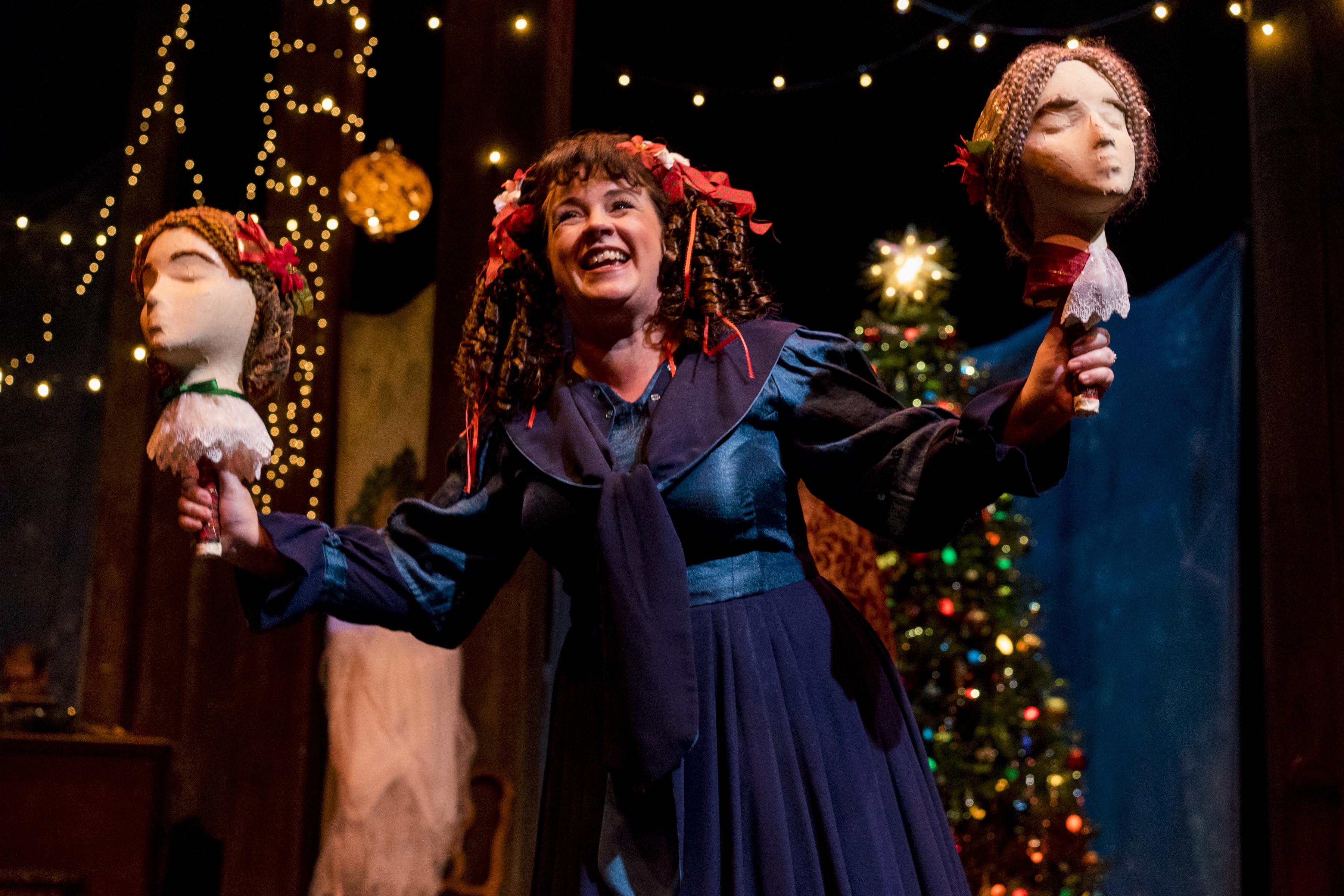 A Christmas Carol Cast.A Holiday Q A With The Cast Of A Christmas Carol Cygnet Blog